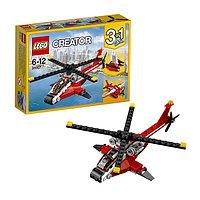 Игрушка Лего Криэйтор (Lego Creator) Красный вертолёт, фото 1