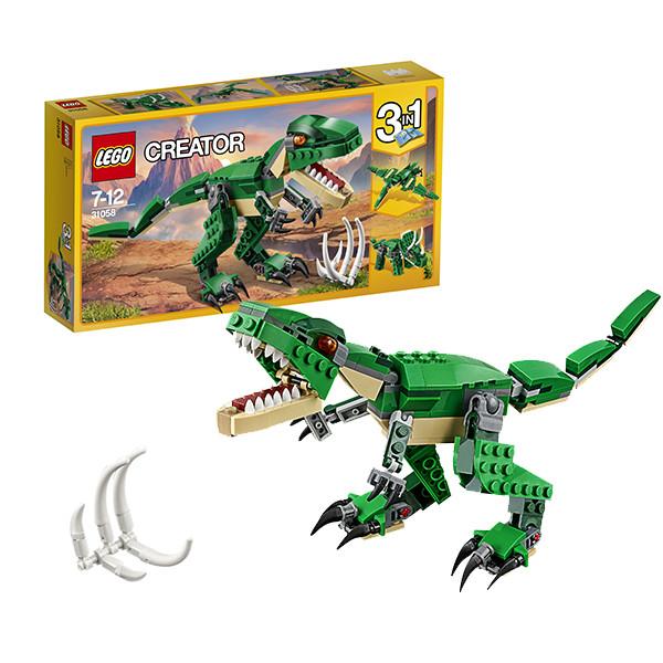 Игрушка Лего Криэйтор (Lego Creator) Грозный динозавр