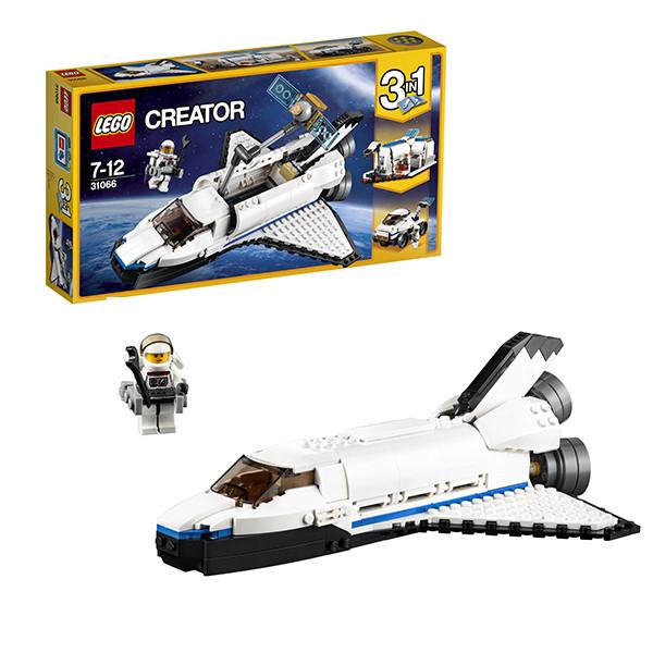 Игрушка Лего Криэйтор (Lego Creator) Исследовательский космический шаттл