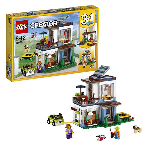 Игрушка Лего Криэйтор (Lego Creator) Современный дом