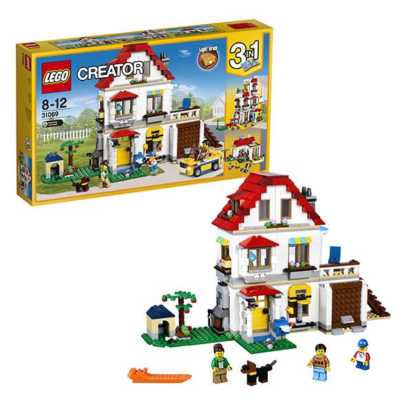 Игрушка Лего Криэйтор (Lego Creator) Загородный дом