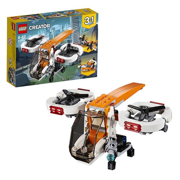 Игрушка Лего Криэйтор (Lego Creator) Дрон-разведчик