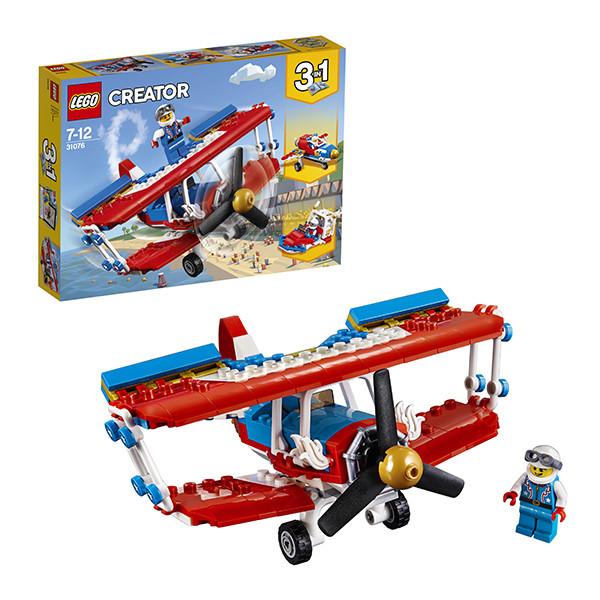 Игрушка Лего Криэйтор (Lego Creator) Самолёт для крутых трюков