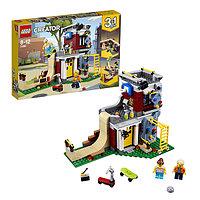 Игрушка Лего Криэйтор (Lego Creator) Скейт-площадка (модульная сборка), фото 1