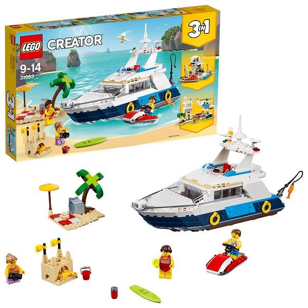 Игрушка Лего Криэйтор (Lego Creator) Морские приключения