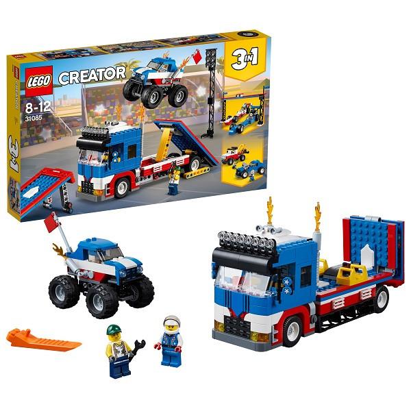 Игрушка Лего Криэйтор (Lego Creator) Мобильное шоу