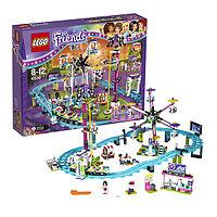 Игрушка Лего Френдс (Lego Friends) Подружки Парк развлечений: американские горки, фото 1