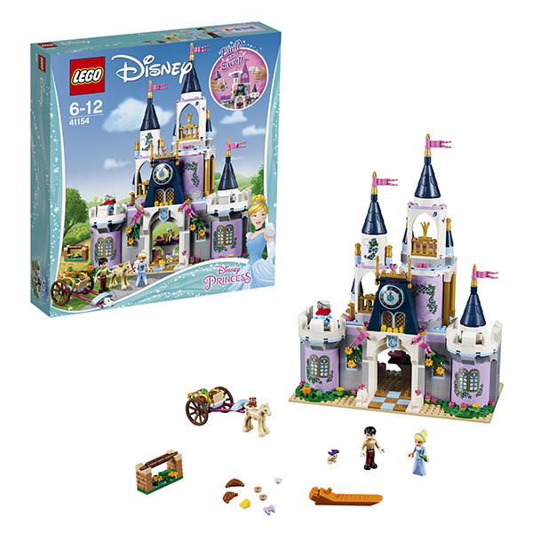 Игрушка Лего Принцессы Дисней (Lego Disney Princess) Волшебный замок Золушки™
