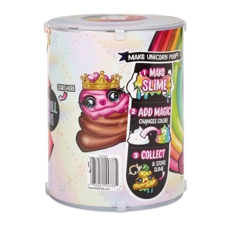 Poopsie Slime Surprise Pack Series 1-1 Image 1 of 5 Пакет Сюрприза слайм Спаркли