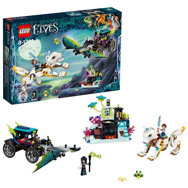 Игрушка Лего Эльфы (Lego Elves) Решающий бой между Эмили и Ноктурой