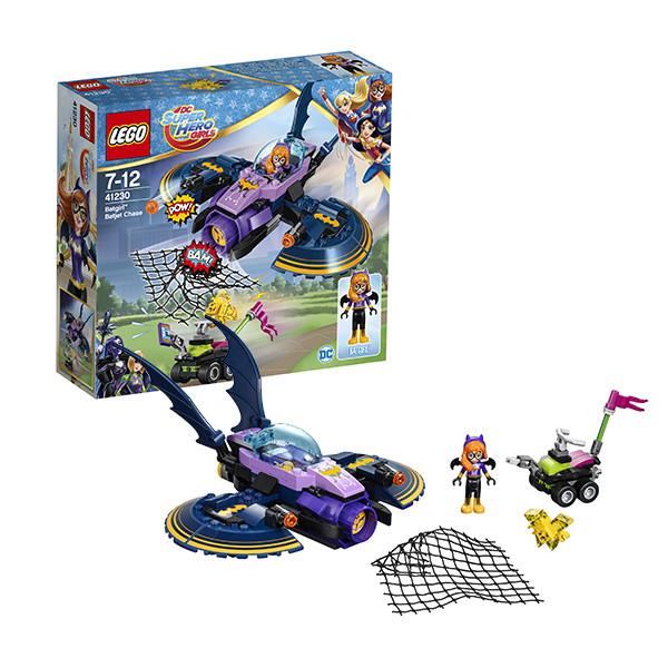 Игрушка Лего Супергёрлз (Lego Super Hero Girls) Бэтгёрл: Погоня на реактивном самолёте