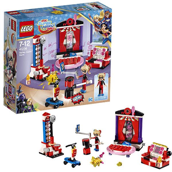 Игрушка Лего Супергёрлз (Lego Super Hero Girls) Бэтгёрл Дом Харли Квинн™