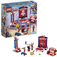 Игрушка Лего Супергёрлз (Lego Super Hero Girls) Бэтгёрл Дом Харли Квинн™, фото 1