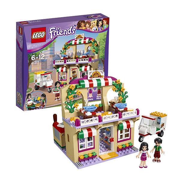 Игрушка Лего Френдс (Lego Friends) Подружки Пиццерия