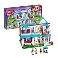 Игрушка Лего Френдс (Lego Friends) Подружки Дом Стефани, фото 1