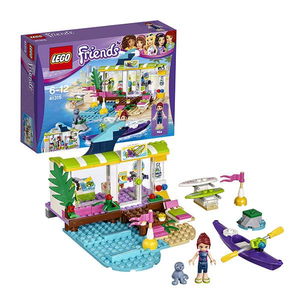 Игрушка Лего Френдс (Lego Friends) Подружки Сёрф-станция