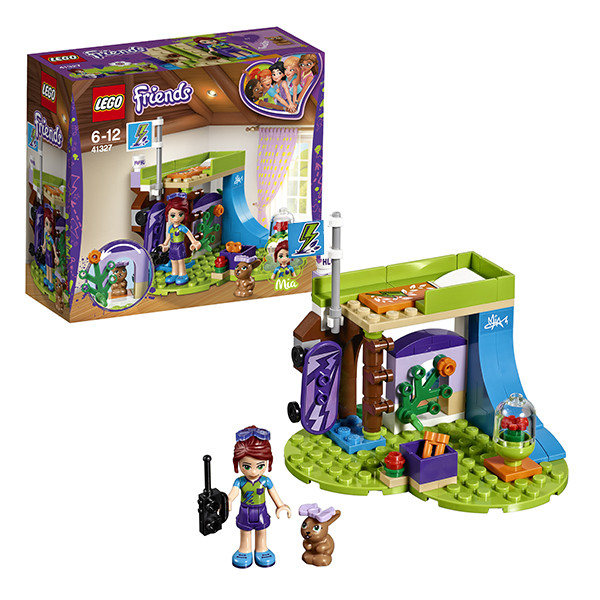 Игрушка Лего Френдс (Lego Friends) Подружки Комната Мии