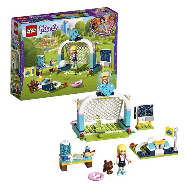 Игрушка Лего Френдс (Lego Friends) Подружки Футбольная тренировка Стефани