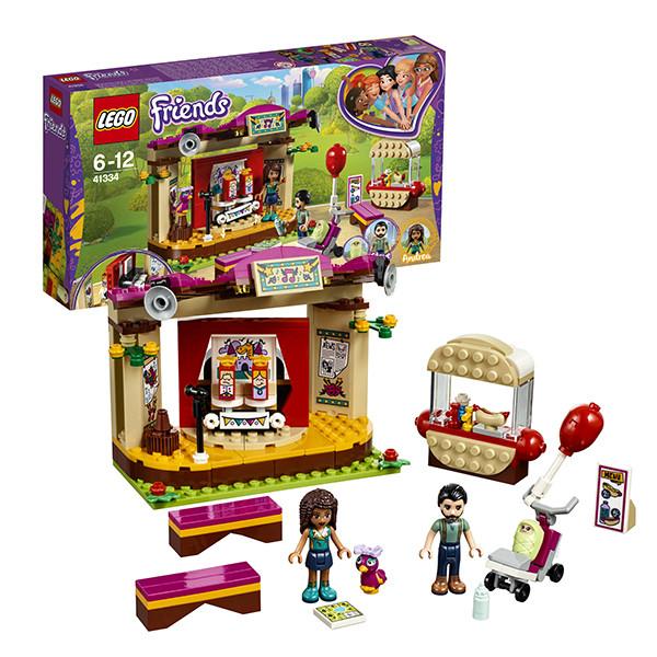 Игрушка Лего Френдс (Lego Friends) Подружки Сцена Андреа в парке
