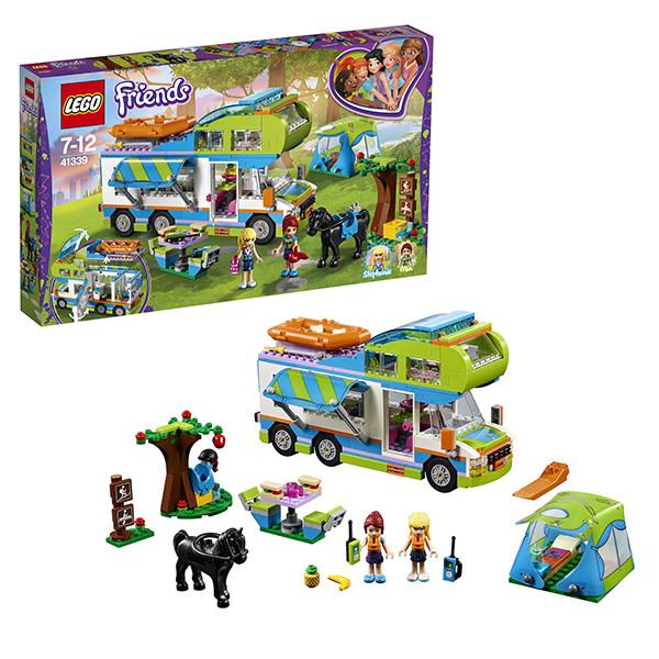 Игрушка Лего Френдс (Lego Friends) Подружки Дом на колёсах