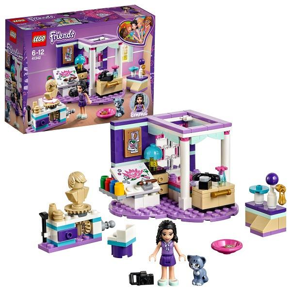 Игрушка Лего Френдс (Lego Friends) Подружки Комната Эммы