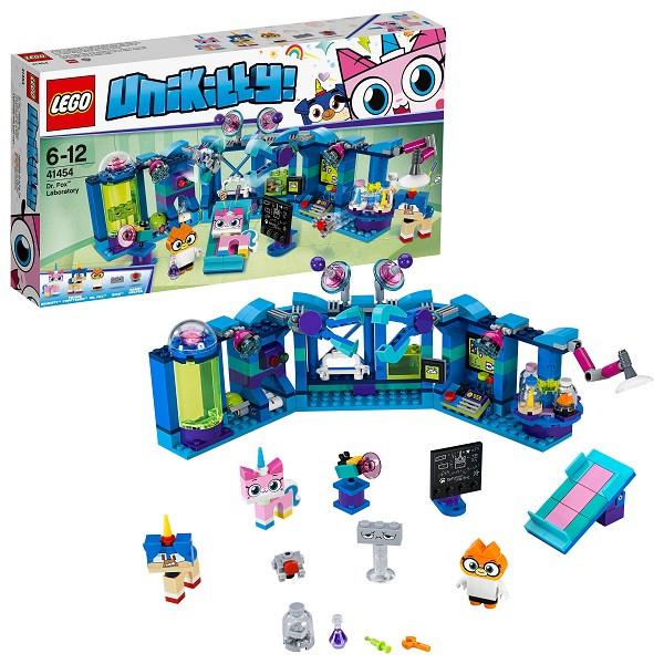 Игрушка Лего Юникитти (Lego Unikitty) Лаборатория доктора Фокса™