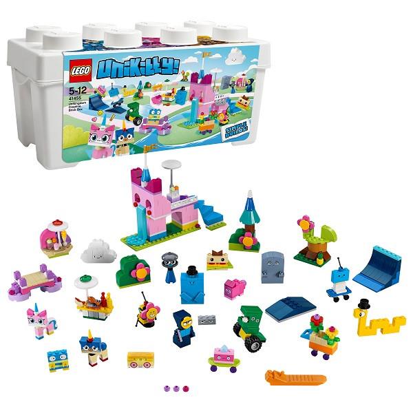 Игрушка Лего Юникитти (Lego Unikitty) Коробка кубиков для творческого конструирования Королевство™