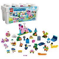 Игрушка Лего Юникитти (Lego Unikitty) Коробка кубиков для творческого конструирования Королевство™, фото 1