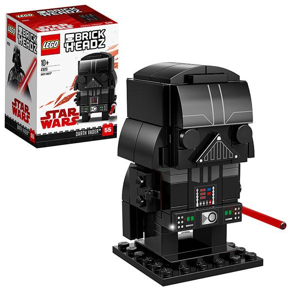 Игрушка Лего БрикХедз (Lego BrickHeadz) Дарт Вейдер