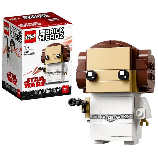 Игрушка Лего БрикХедз (Lego BrickHeadz) Принцесса Лея Органа
