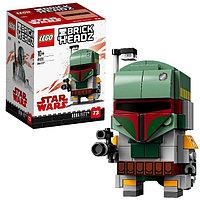 Игрушка Лего БрикХедз (Lego BrickHeadz) Боба Фетт, фото 1