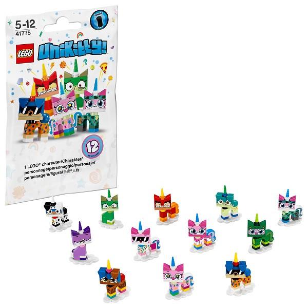 Игрушка Минифигурки Лего Юникитти (Lego Unikitty), серия 1
