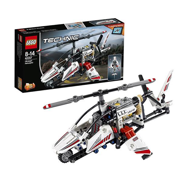Игрушка Лего Техник (Lego Technic)  Сверхлёгкий вертолёт