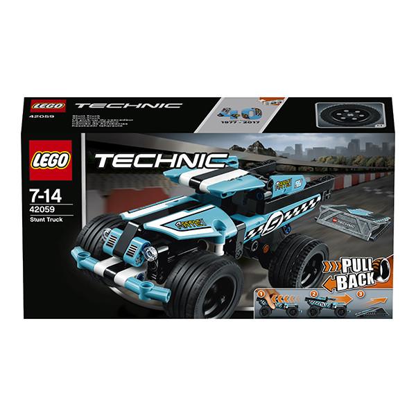 Игрушка Лего Техник (Lego Technic) Трюковой грузовик