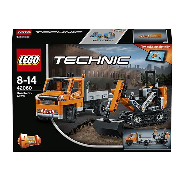 Игрушка Лего Техник (Lego Technic) Дорожная техника