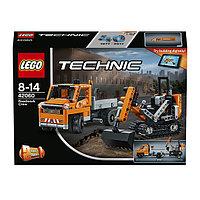 Игрушка Лего Техник (Lego Technic) Дорожная техника, фото 1