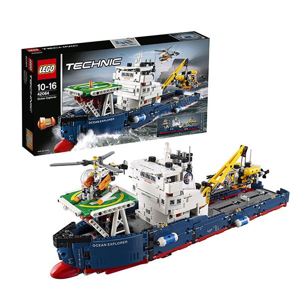 Игрушка Лего Техник (Lego Technic)  Исследователь океана