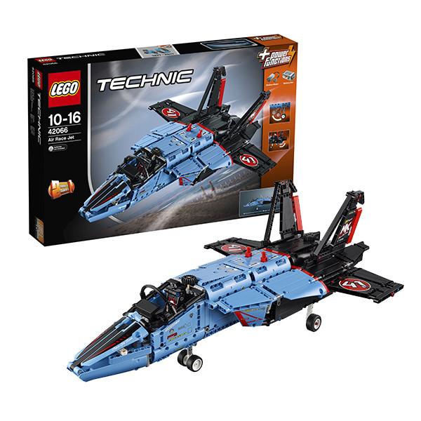 Игрушка Лего Техник (Lego Technic) Сверхзвуковой истребитель