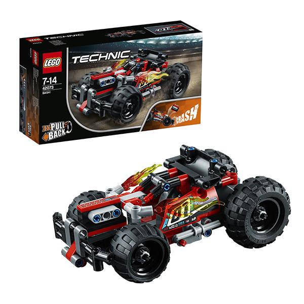 Игрушка Лего Техник (Lego Technic) Красный гоночный автомобиль