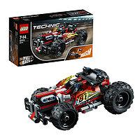 Игрушка Лего Техник (Lego Technic) Красный гоночный автомобиль, фото 1