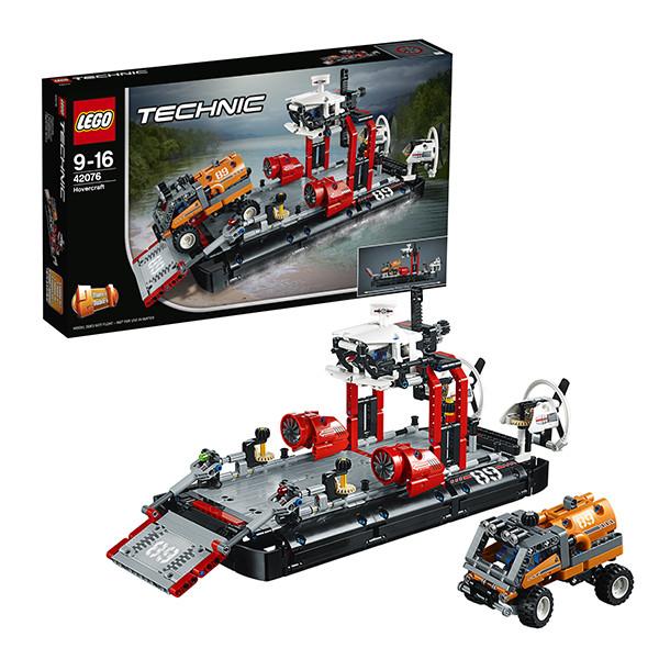 Игрушка Лего Техник (Lego Technic) Корабль на воздушной подушке
