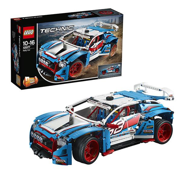 Игрушка Лего Техник (Lego Technic) Гоночный автомобиль