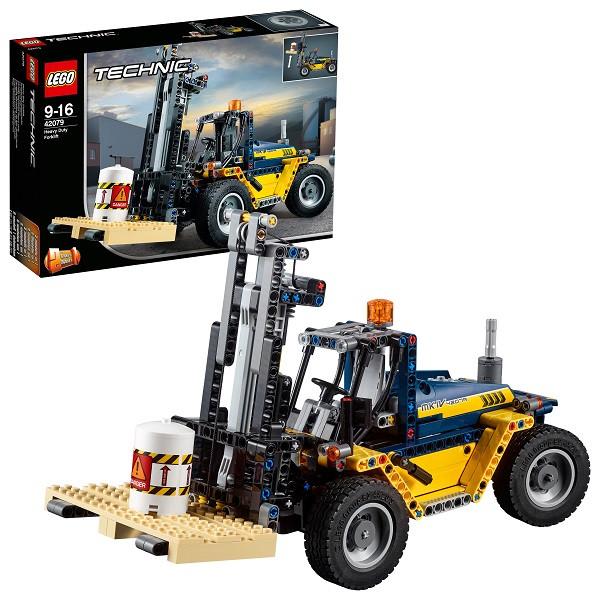 Игрушка Лего Техник (Lego Technic) Сверхмощный вилочный погрузчик