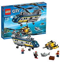 Игрушка Лего Город (Lego City) Вертолет исследователей моря, фото 1