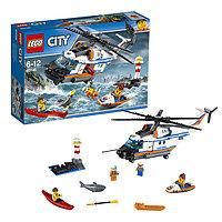 Игрушка Лего Город (Lego City) Сверхмощный спасательный вертолёт, фото 1