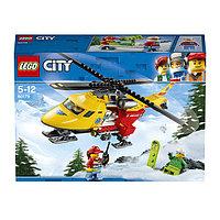 Игрушка Лего Город (Lego City) Вертолёт скорой помощи, фото 1