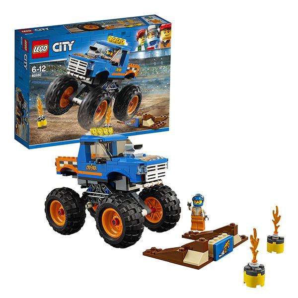 Игрушка Лего Город (Lego City) Монстр-трак