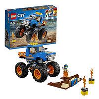 Игрушка Лего Город (Lego City) Монстр-трак, фото 1