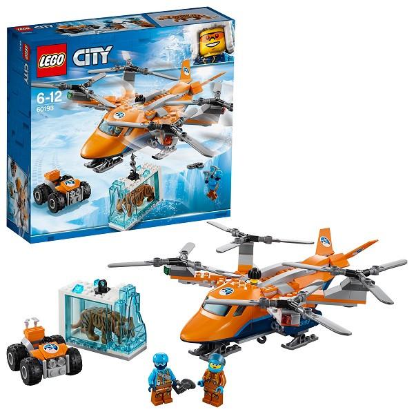 Игрушка Лего Город (Lego City) Арктическая экспедиция Арктический вертолёт