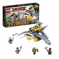 Игрушка Лего Ниндзяго (Lego Ninjago) Бомбардировщик Морской дьявол
